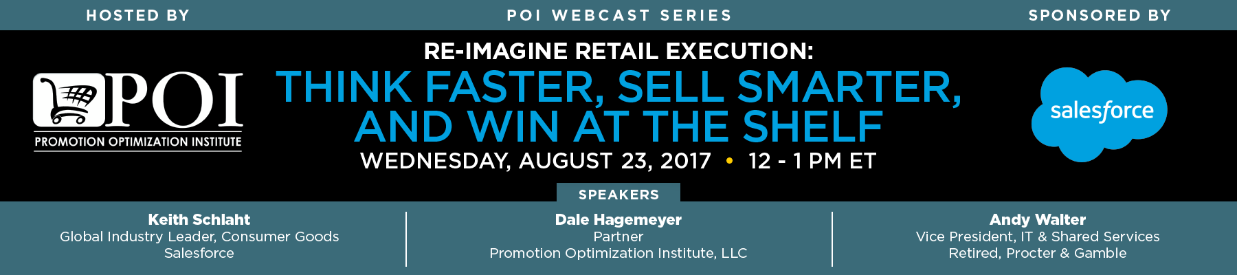 Think Faster, Sell Smarter, and Win at the Shelf