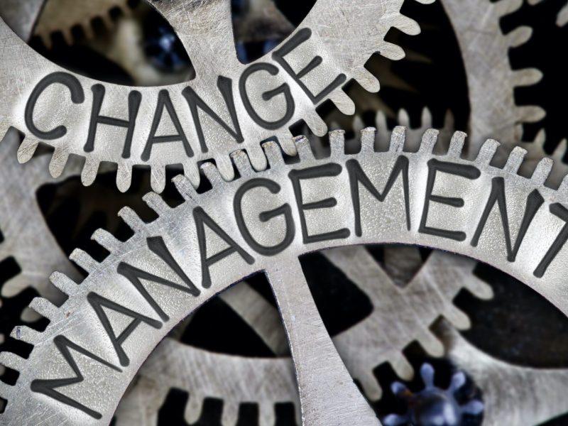 Change Management Transformation ~ Promotion Optimization Institute